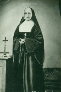 24_Mère St-Bernard, dans la main de Dieu
