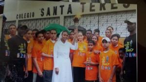 11_Au collège Santa Teresita