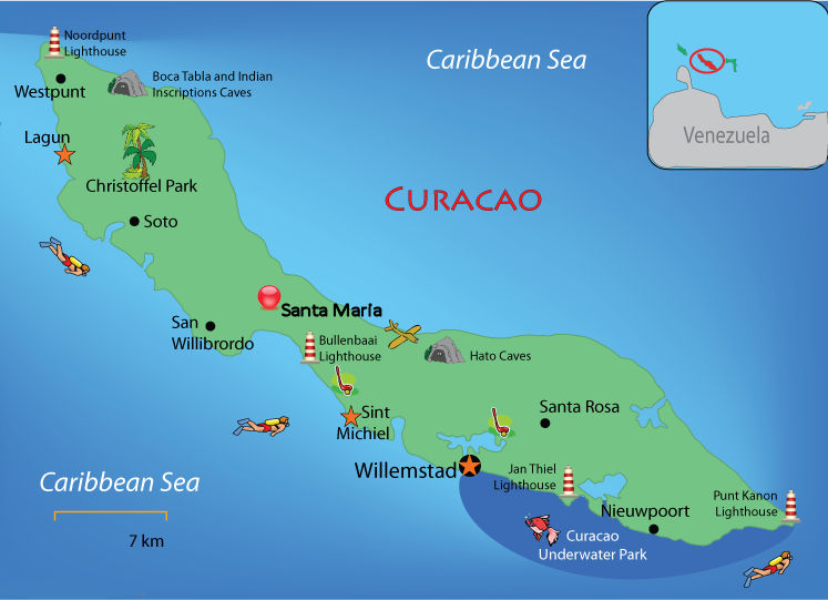 1_Curaçao Santa Maria