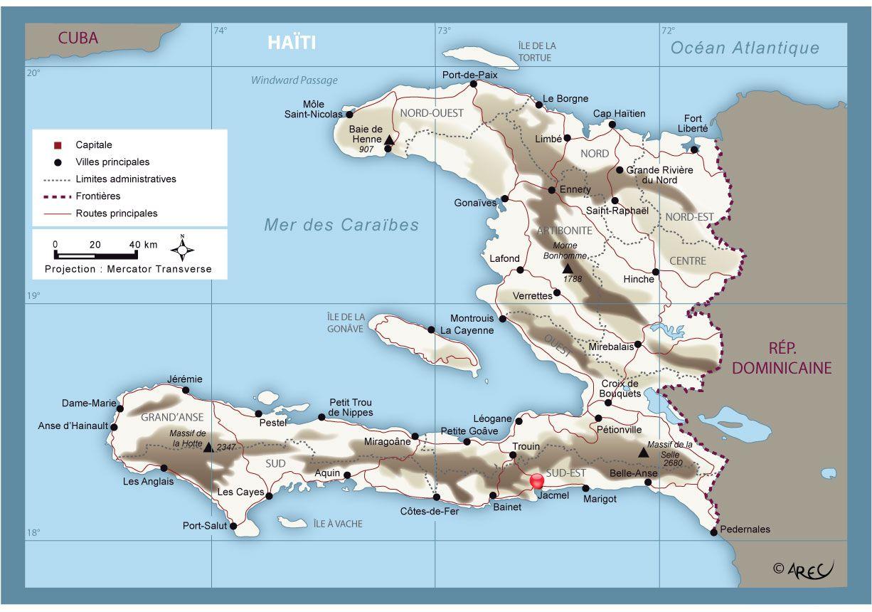 1_Haïti avec ballon