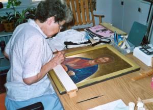 1_Soeur Jeanne Blais, iconographie
