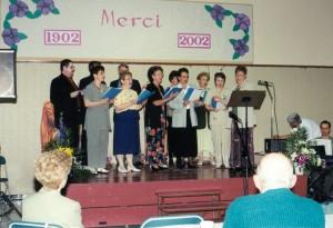 26_100 ans de présence à Saint-Basile, Portneuf