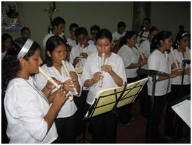 2_École de musique Managua