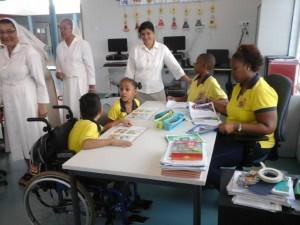 2_Avec les handicapées