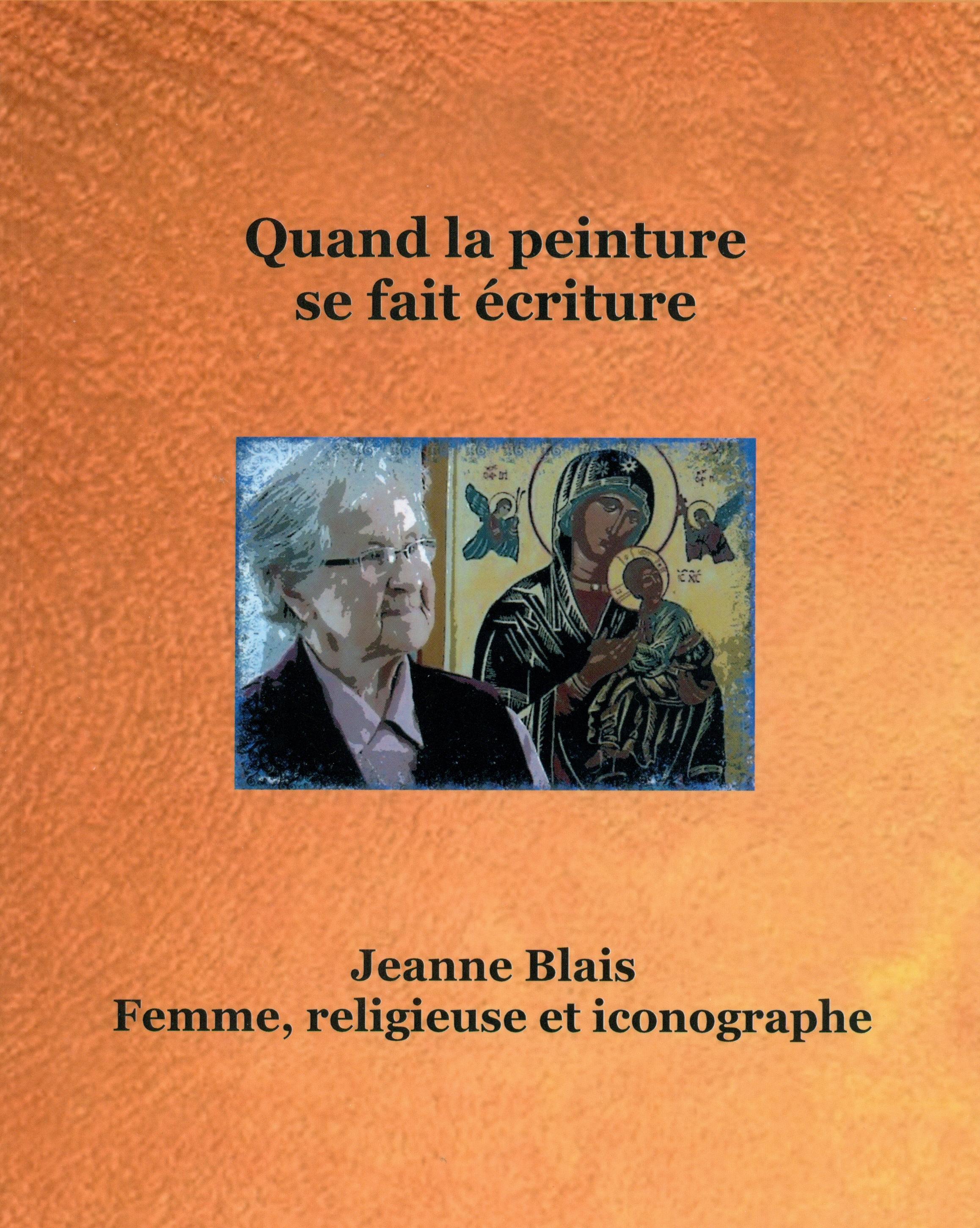Livre de Jeanne Blais