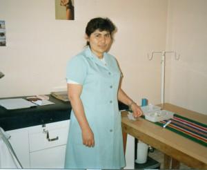 Mery Tardio, première religieuse bolivienne NDPS