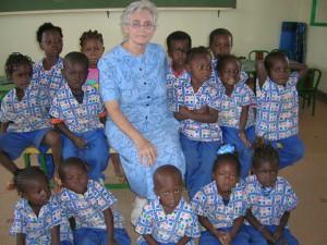 3_Maternelle Saaba avec S .Louisette