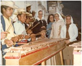 Musique traditionnelle « Marimba »