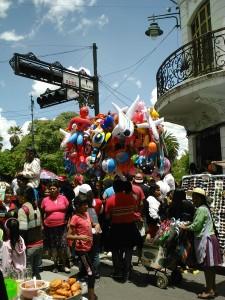 10. jour de fête à Sucre